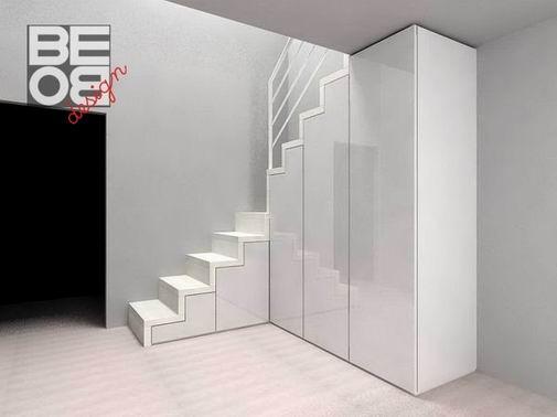 Scegliere l 39 armadio adatto in base all 39 ambiente circostante - Scale ad angolo ...