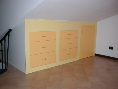 Scegliere l'armadio adatto in base all'ambiente circostante