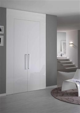 Come scegliere un armadio fatto su misura per recuperare gli spazi - Mobili per corridoi ...