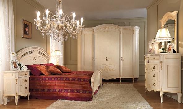 Come scegliere l 39 armadio adatto alla camera da letto matrimoniale - Camera matrimoniale classica ...