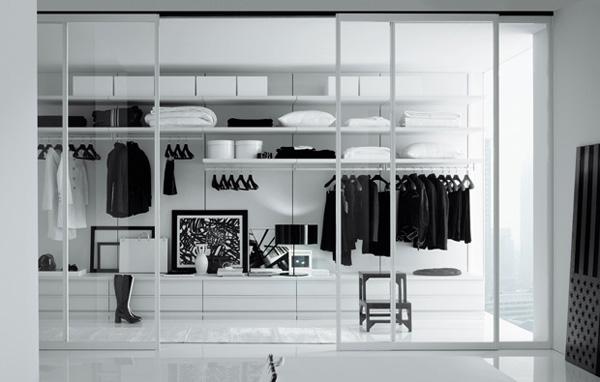 Come scegliere la cabina armadio