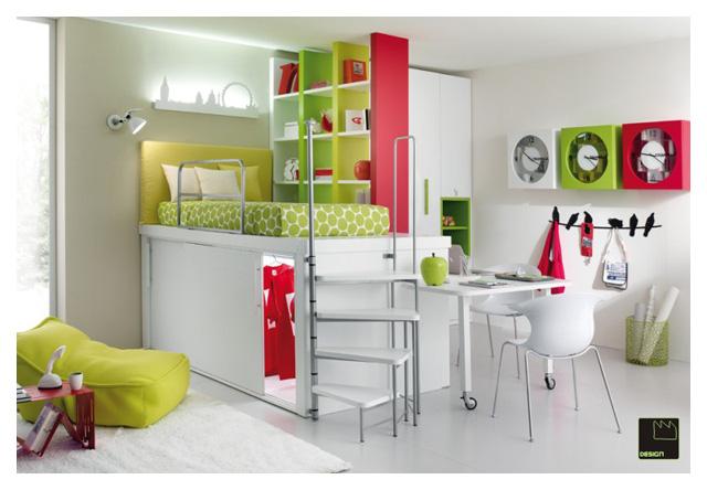 Armadi camerette ragazzi cabina armadio ragazzi vovellcom in legno per facciate esterne case - Camerette per stanze piccole ...