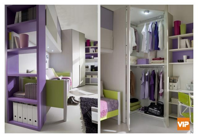 Come scegliere la cabina armadio adatta alla stanza dei ragazzi - Cabina armadio per cameretta ...
