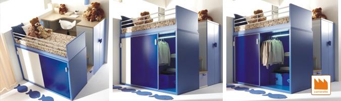 Come scegliere la cabina armadio adatta alla stanza dei - Organizzare camera da letto ...