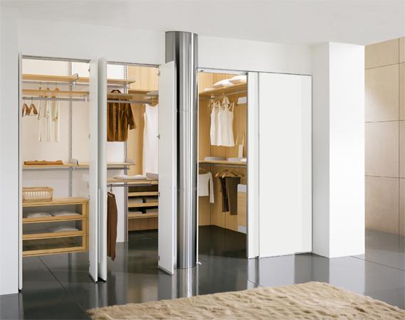 Come realizzare una cabina armadio - Ante per cabina armadio ...