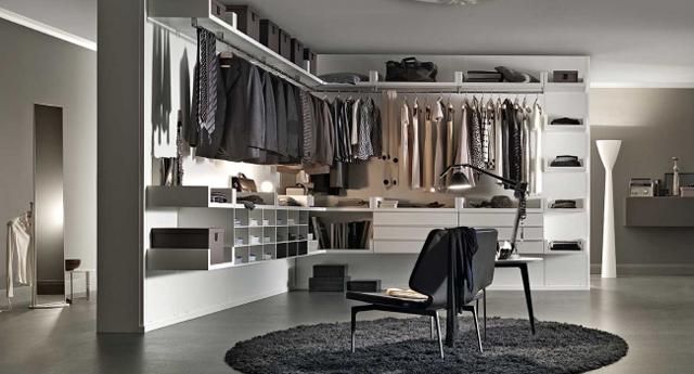 Cabina Armadio Bimba : Come scegliere gli elementi accessori per la cabina armadio.