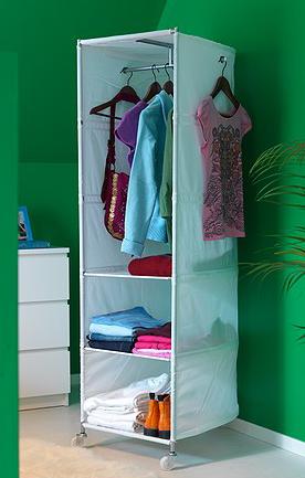 Consigli utili su come organizzare il guardaroba