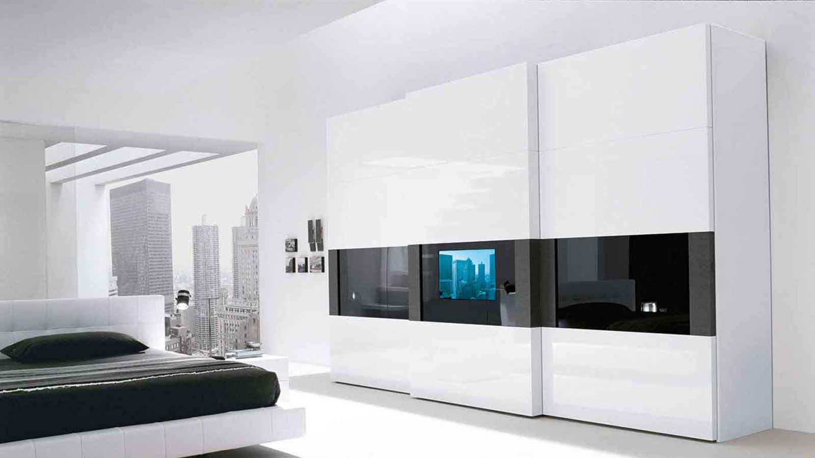 come scegliere un armadio tecnologico. Black Bedroom Furniture Sets. Home Design Ideas